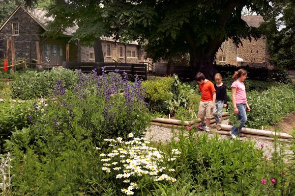 Bartram S Garden Visit Philadelphia