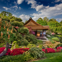 The Japanese House and Garden